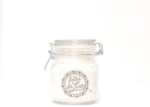 Bebe De Luxe Glass Jar