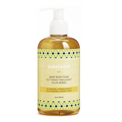Natural Baby Body Wash