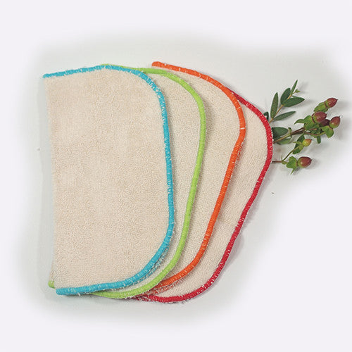 Organic Cotton Face Cloths