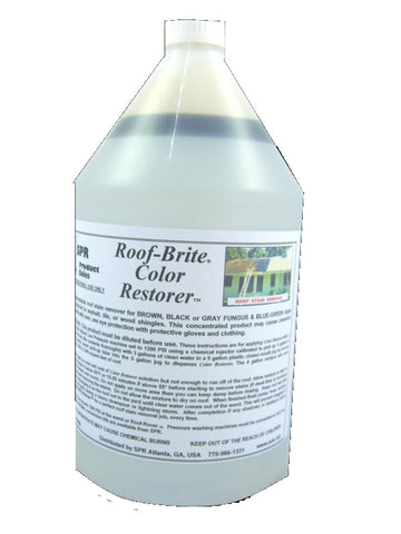 ARB Color Restorer - Roof Stain & Black Streak Remover Concentrated-Biodegradable