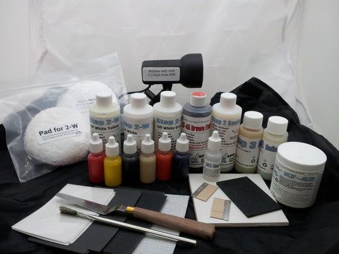 Repair Kit for Glastic No Spray Refinishing
