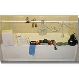 No-Spray Tub & Tile kits