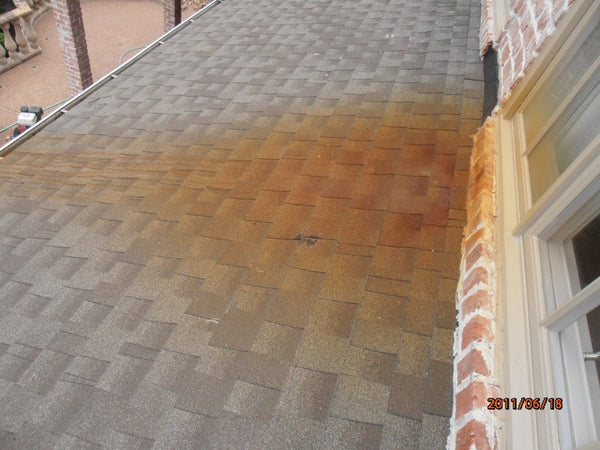 Rust Stain Roof Remover Guaranteed Spr International Inc