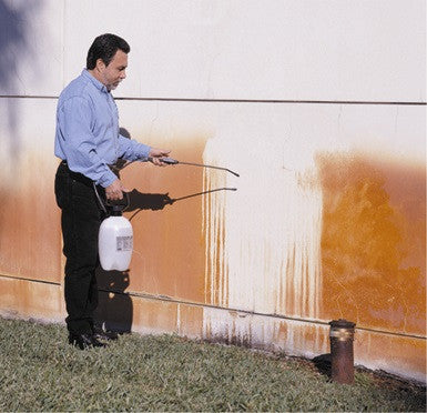 Rust Stain X - Roof Rust Stain Remover