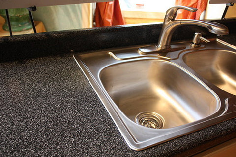 Granite Countertop Refinishing Spray