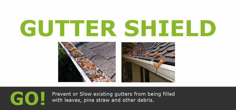 Gutter Covers & Shields