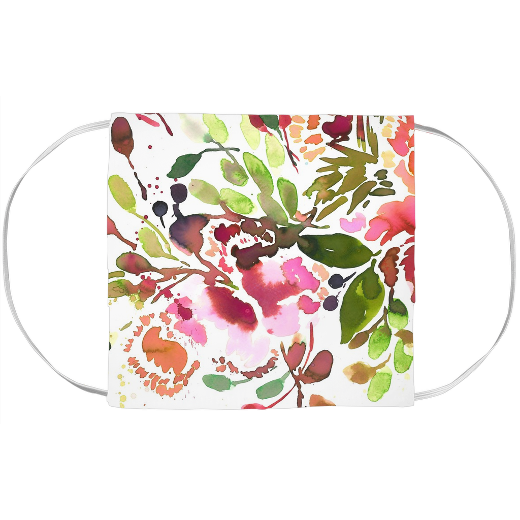 Face Mask Covers- PEONY