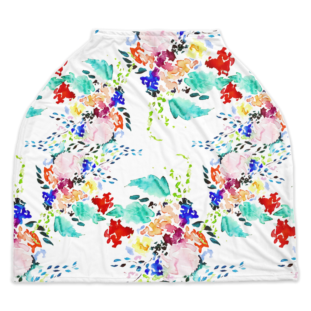 "Nursing Cover- ""Vibrant Melody"""