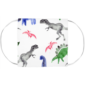 Face Mask Cover- DINOS