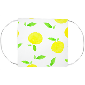 Face Mask Covers- LEMON DROP