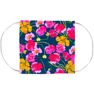Face Mask Covers- POPPIES