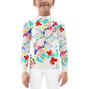 "Kids Adventure Shirt- ""Vibrant Melody"""
