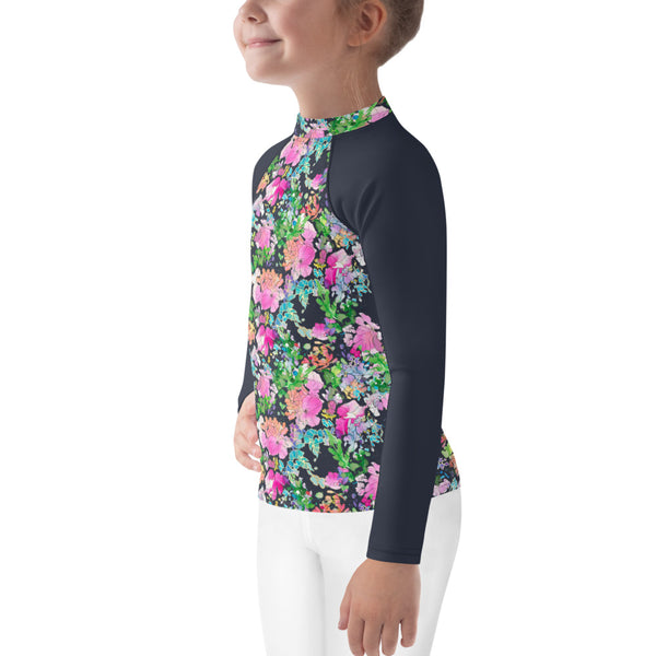 Kids Adventure Shirt- Midnight Isla