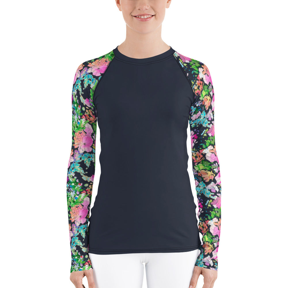 Women's Adventure Shirt- Midnight Isla