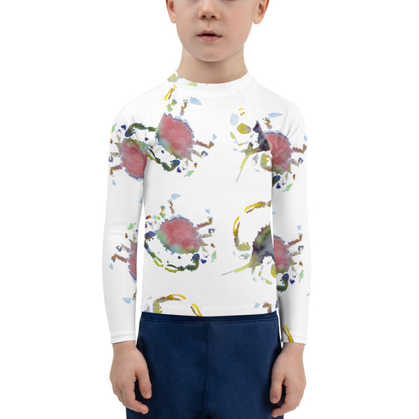 Kids Adventure Shirt- Crabby
