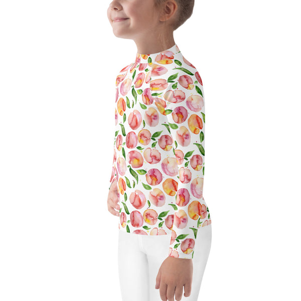 Kids Adventure Shirt- Peachy