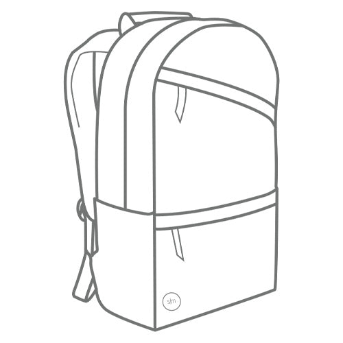 Backpack Icon Product Type