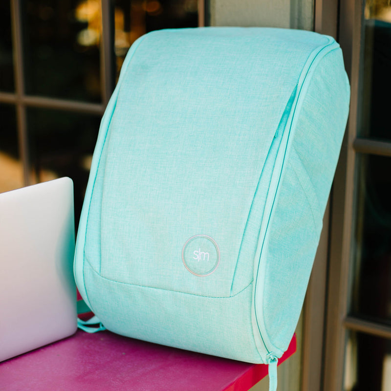 The first ever Simple Modern backpack has arrived! The carry-everything bag you've been looking for!