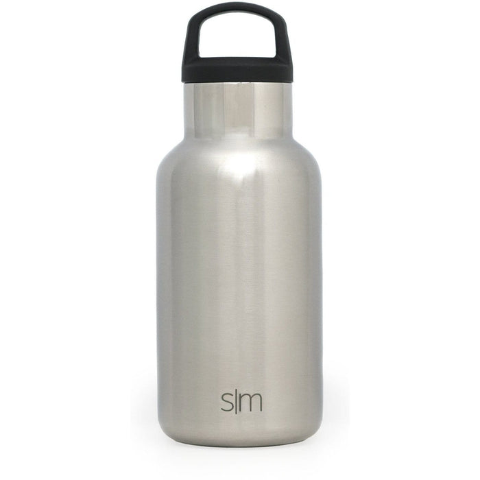 Simple Stainless Ascent Water Bottle Ascent Water Bottle - 12oz