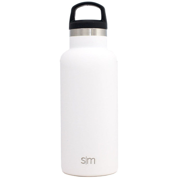 Winter White Ascent Water Bottle Ascent Water Bottle - 17oz