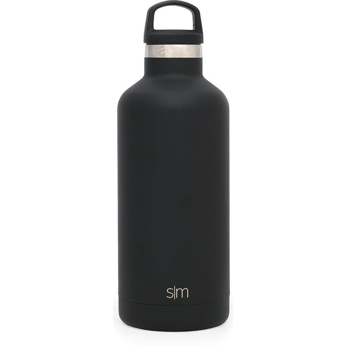 Midnight Black Ascent Water Bottle Ascent Water Bottle - 32oz