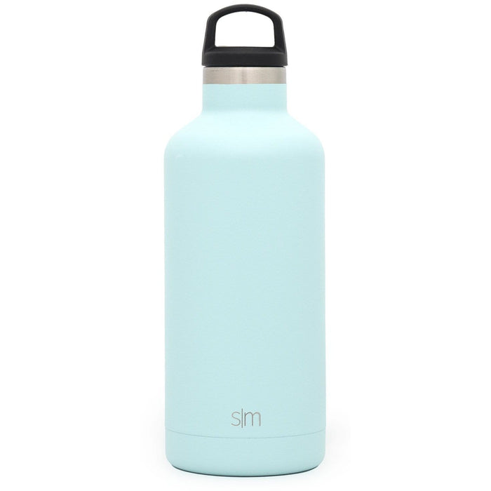 Simple Modern 32oz Ascent Water Bottle Midnight Black