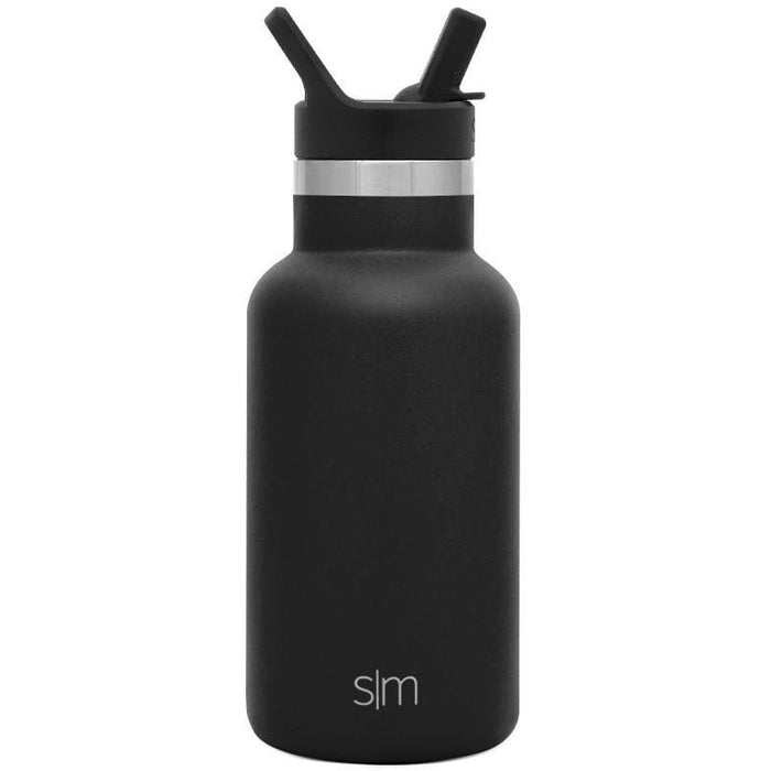 Ascent Water Bottle with Straw Lid - 12oz