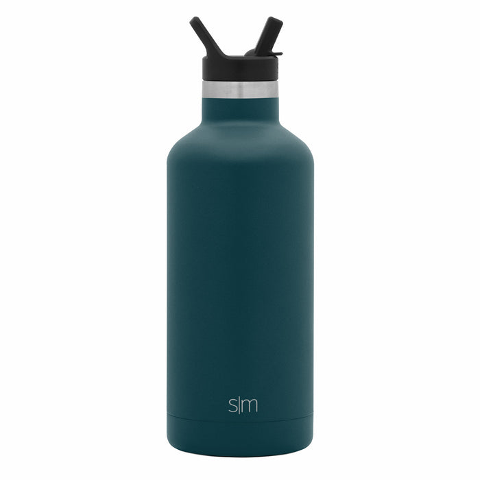 Ascent Water Bottle with Straw Lid - 32oz