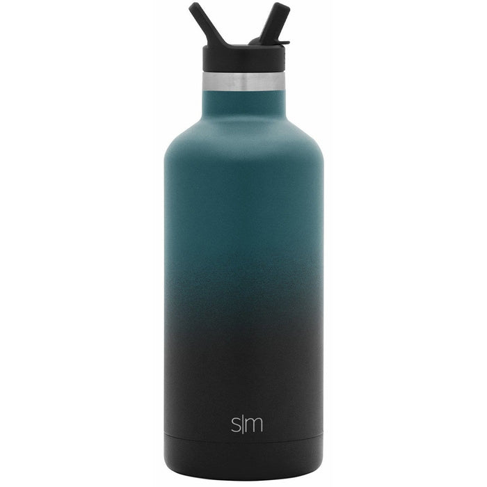 Moonlight Ascent Water Bottle Ascent Water Bottle with Straw Lid - 32oz