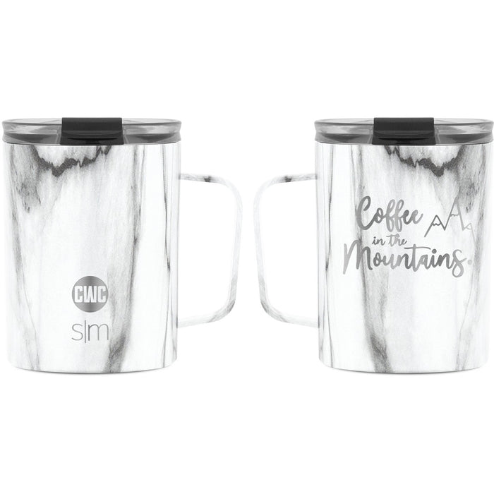 "Coffee with Colton ""Coffee in the Mountains"" Scout Coffee Mug - 12oz"