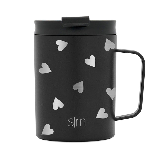 Laser Engraved Valentine's Day Collection Scout Coffee Mug - 12oz Scout