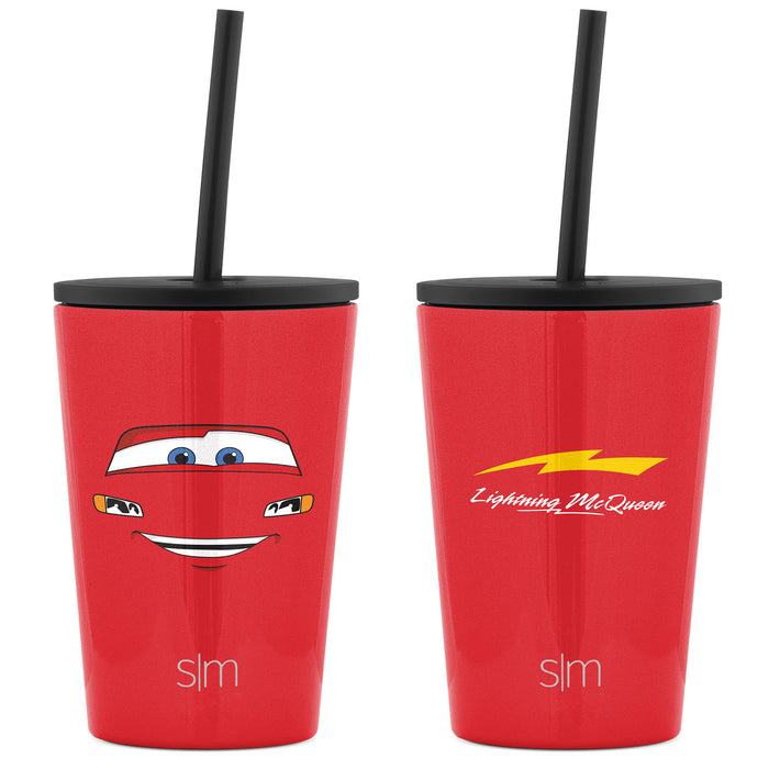 Kids Classic Tumbler with Lid and Silicone Straw - 12oz