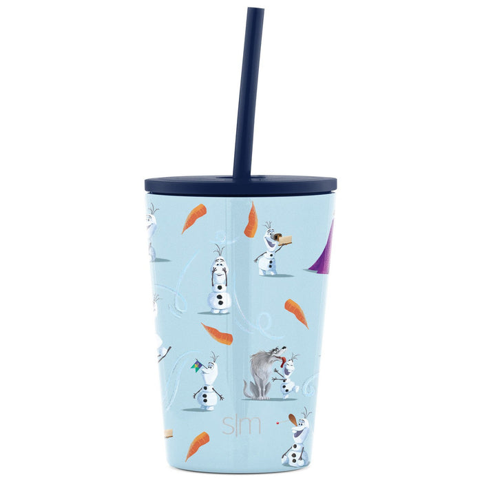 Classic Tumbler Disney Kids Classic Tumbler with Lid and Silicone Straw - 12oz