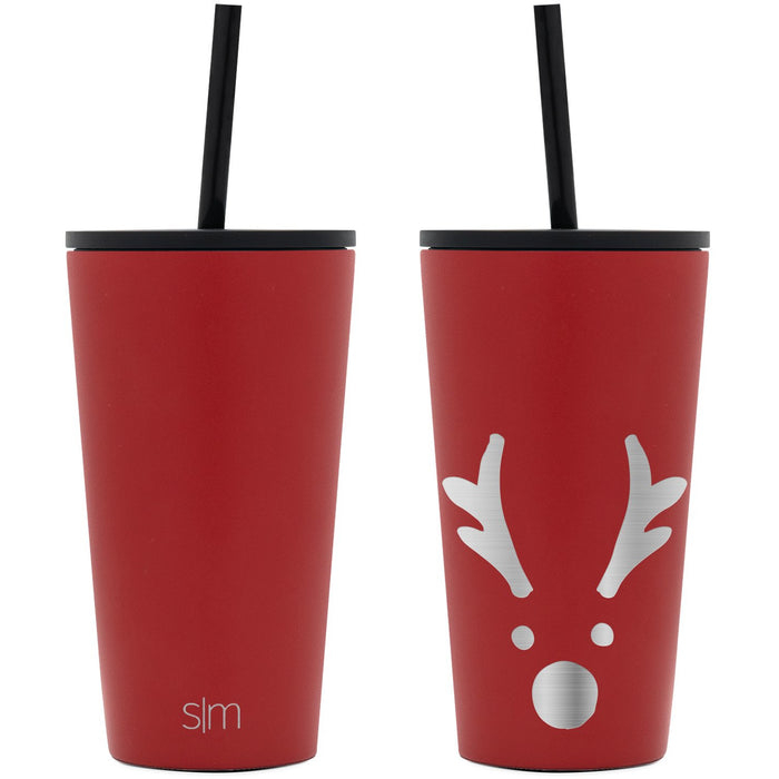 Laser Engraved Holiday Collection Classic Tumbler  - 16oz