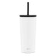 Winter White Classic Tumbler Custom Classic Tumbler  - 20oz