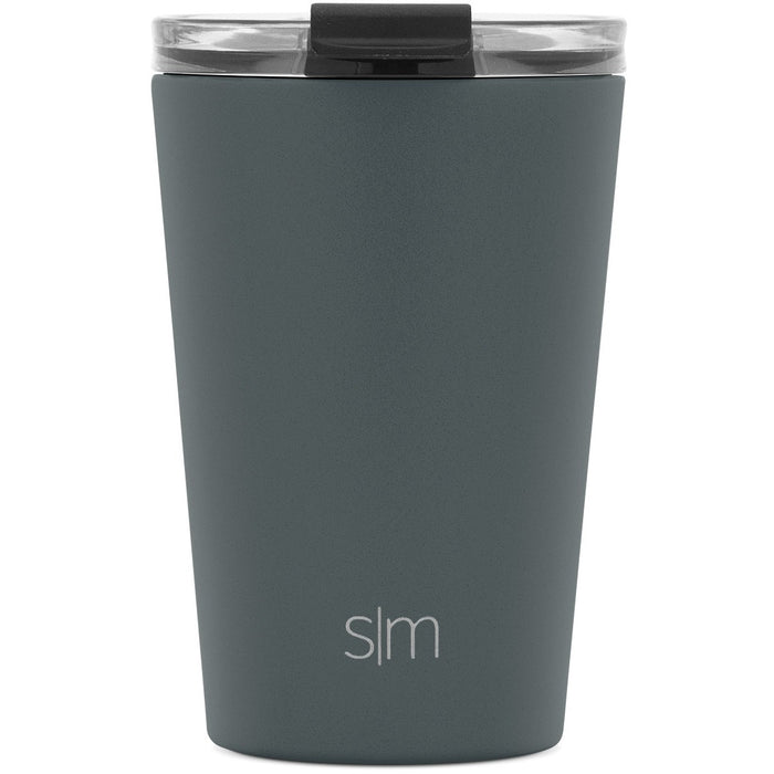 Classic Tumbler with Clear Flip Lid & Straw - 12oz