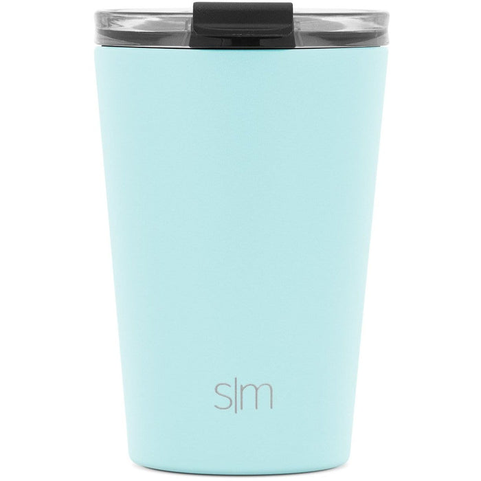 Seaside Classic Tumbler with Clear Flip Lid Classic Tumbler with Clear Flip Lid & Straw - 12oz