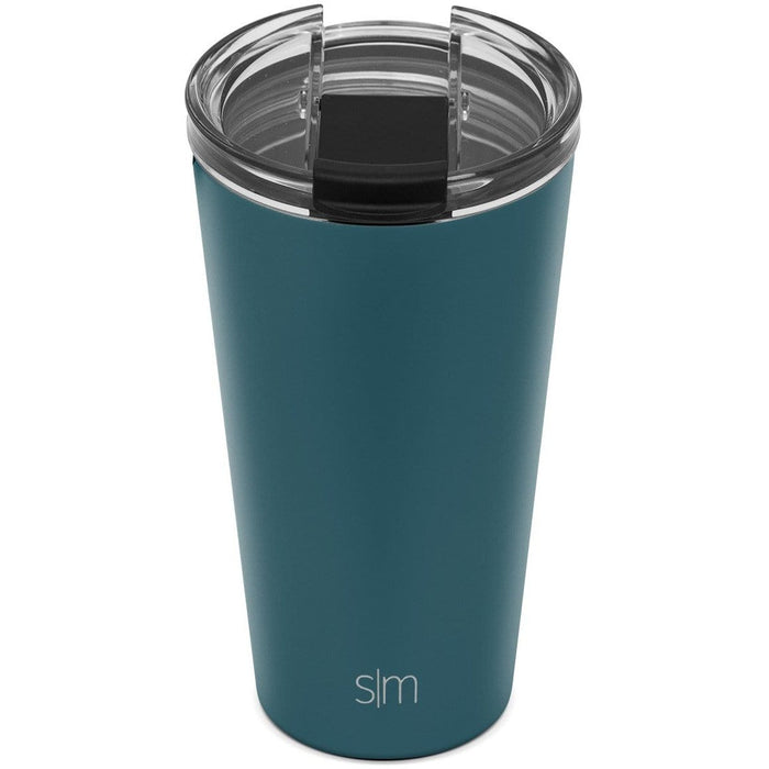 Riptide Classic Tumbler with Clear Flip Lid Classic Tumbler with Clear Flip Lid & Straw - 16oz