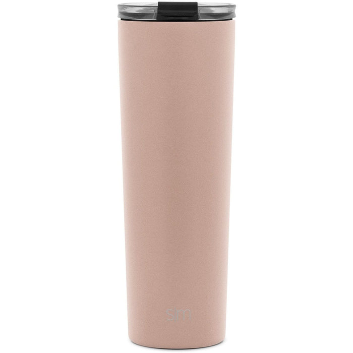 Classic Tumbler with Clear Flip Lid & Straw - 28oz
