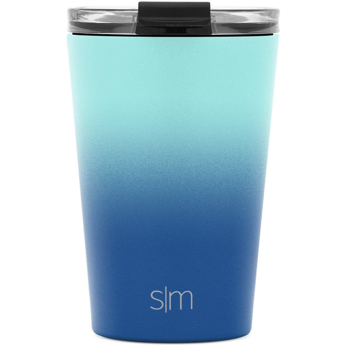 Pacific Dream Classic Tumbler with Clear Flip Lid Classic Tumbler with Clear Flip Lid & Straw - 12oz