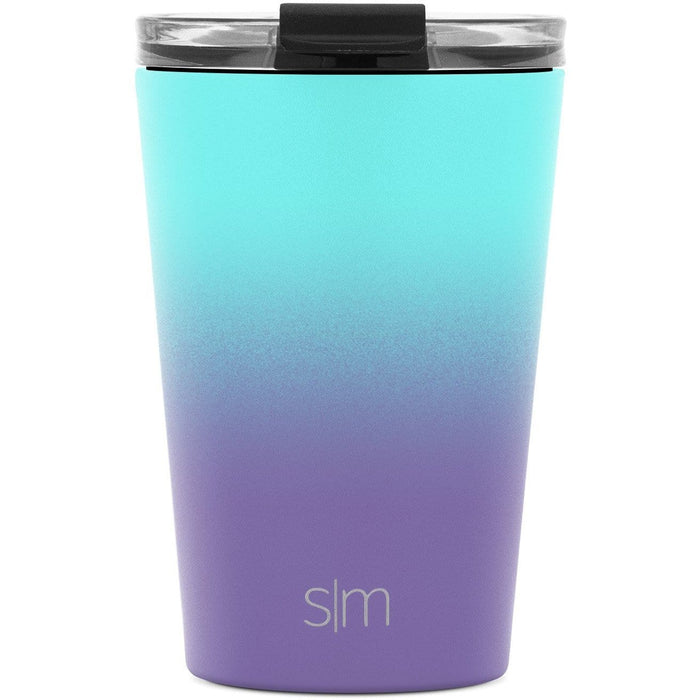 Tropical Seas Classic Tumbler with Clear Flip Lid Classic Tumbler with Clear Flip Lid & Straw - 12oz