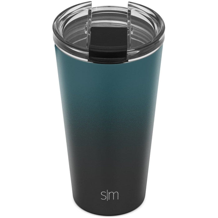 Moonlight Classic Tumbler with Clear Flip Lid Classic Tumbler with Clear Flip Lid & Straw - 16oz