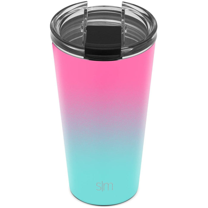 Sorbet Classic Tumbler with Clear Flip Lid Classic Tumbler with Clear Flip Lid & Straw - 16oz