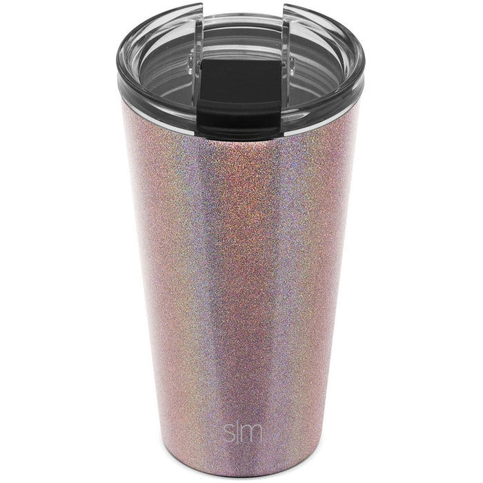 Simple Modern 16oz Classic Tumbler with Clear Flip Lid Ameritine