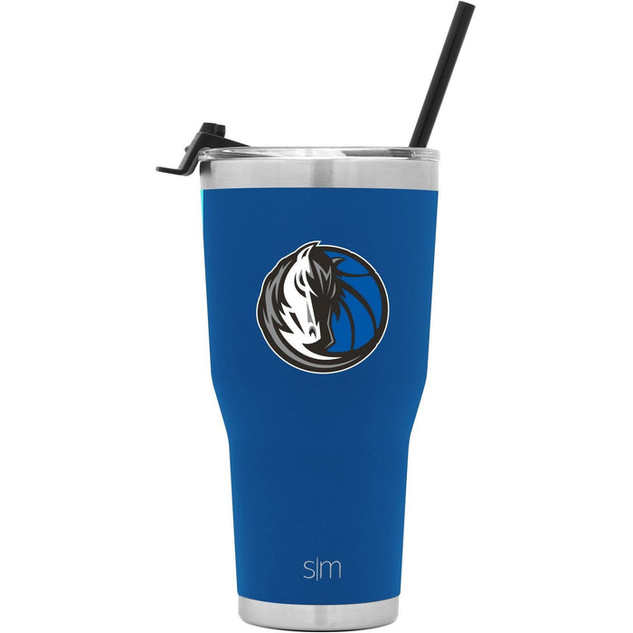 Cruiser Tumbler Dallas Mavericks 30oz Cruiser Tumbler with Flip Lid and Straw