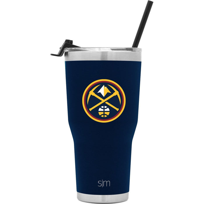 Cruiser Tumbler Denver Nuggets 30oz Cruiser Tumbler with Flip Lid and Straw