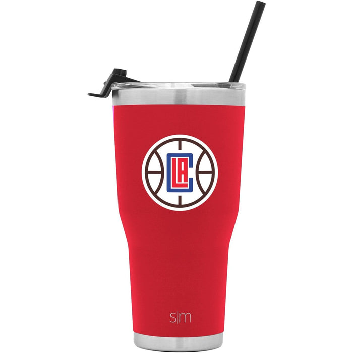 Cruiser Tumbler Los Angeles Clippers 30oz Cruiser Tumbler with Flip Lid and Straw