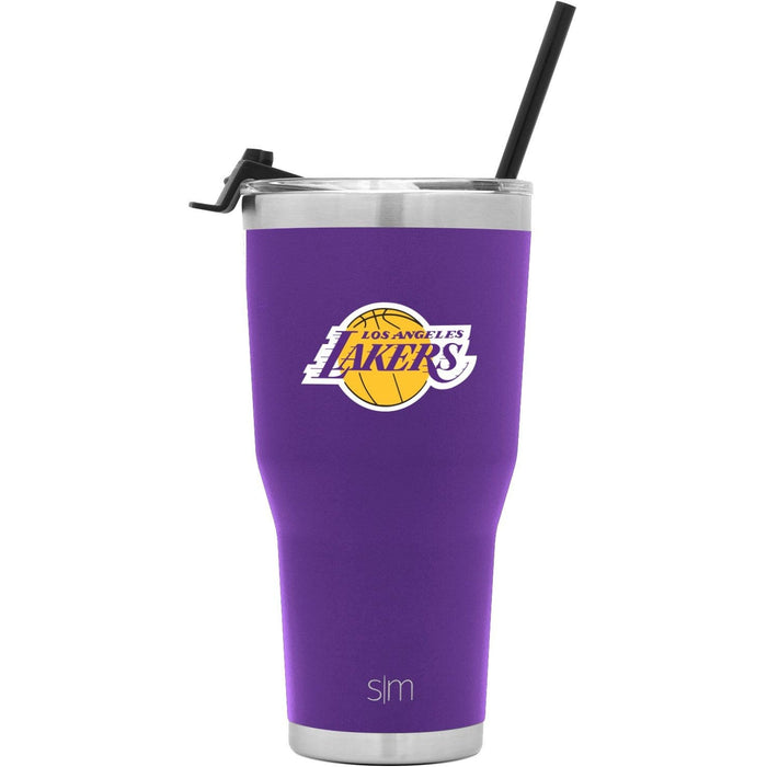 Cruiser Tumbler Los Angeles Lakers 30oz Cruiser Tumbler with Flip Lid and Straw