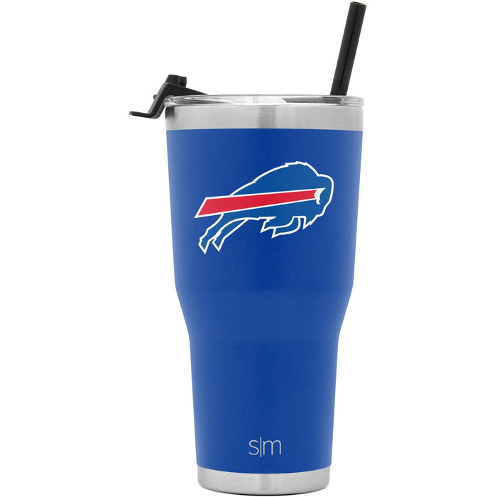 NFL Cruiser Insulated Tumbler with Flip Lid and Straw - 30oz