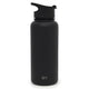 Midnight Black Summit Water Bottle Custom Summit Water Bottle - 32oz